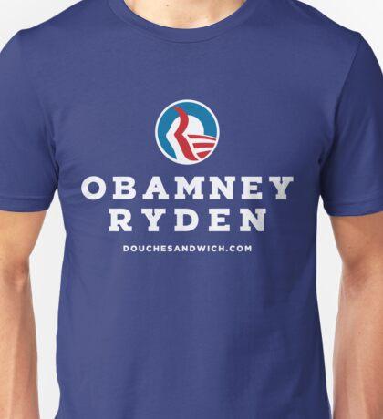 Vote Obmaney-Ryden 2012 Unisex T-Shirt