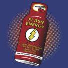 Flash energy Hero Shot by GreenHRNET