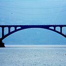 Foggy Yangtze Afternoon by phil decocco