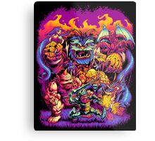 GHOSTS 'N' GOBLINS Metal Print