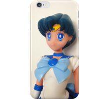 Sailor Mercury Doll iPhone Case iPhone Case/Skin