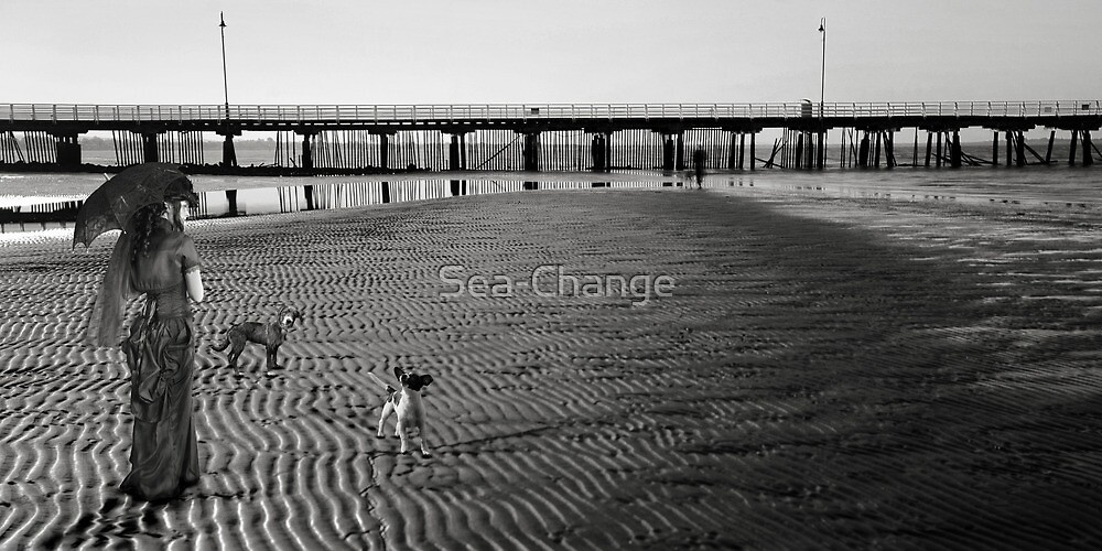 A Restful Day by Sea-Change