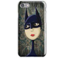 meeeow iPhone Case/Skin
