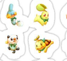 Pokemon Super Mystery Dungeon! Sticker