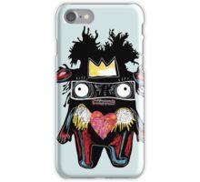 Basquiat Monster iPhone Case/Skin