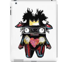 Basquiat Monster iPad Case/Skin