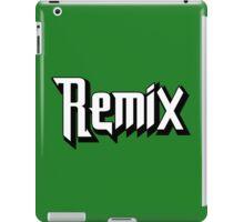 Wonderful Remix iPad Case/Skin