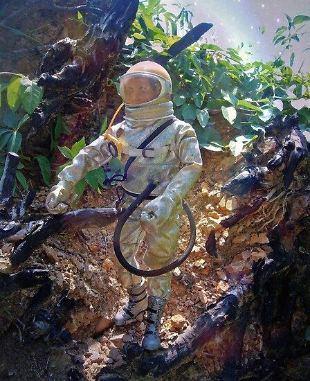 ~Astronaut Joe~ by Susan S. Kline