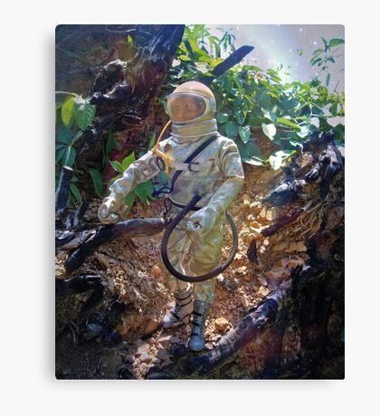 ~Astronaut Joe~ Canvas Print