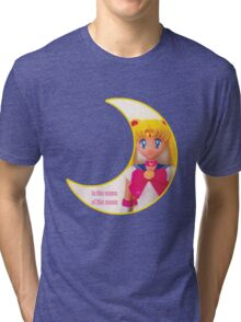 In the Name of the Moon Doll Tri-blend T-Shirt
