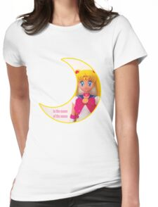 In the Name of the Moon Doll Womens Fitted T-Shirt