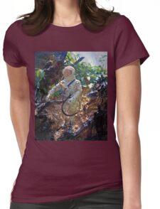 ~Astronaut Joe~ Womens Fitted T-Shirt