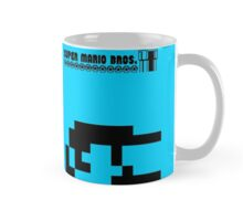 Super Mario Bros Minimal Design Mug