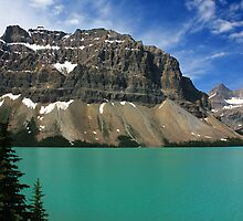 Bow Lake by Charles Kosina