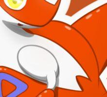 Pokemon: Chibi Latias Sticker