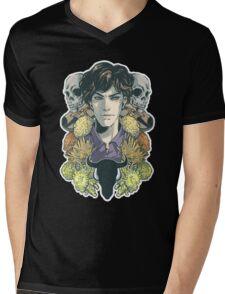 Consulting Detective Mens V-Neck T-Shirt