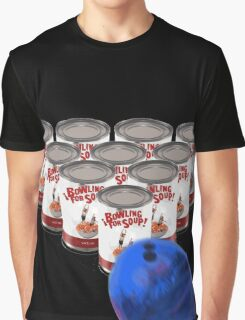 Bowling for Soup Can Graphic T-Shirt