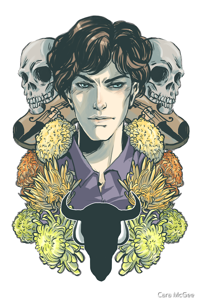 Consulting Detective by Cara McGee