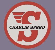 Charlie Speed by oldspeed