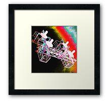 Ultrascope Framed Print