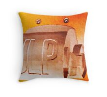 Pulp Throw Pillow