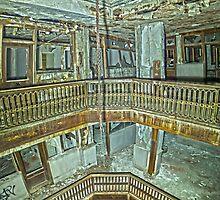 Abandoned Building by alexela