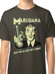 Marijuana Classic T-Shirt