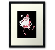 Claus. Framed Print