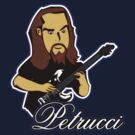 John Petrucci by Rodrigo Marckezini