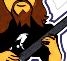 John Petrucci Sticker
