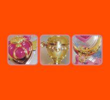 Sailor Moon's Battle Gear Kids Clothes