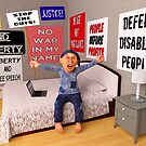 Start a Revolution From My Bed by Liam Liberty