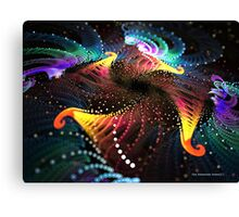 Bejewelled Insect 2 Canvas Print
