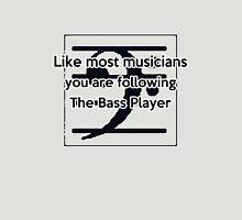 Follow the Bass Unisex T-Shirt
