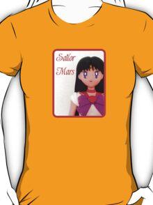 I am Sailor Mars  T-Shirt