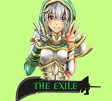 Riven League of Legends  by LexyLady