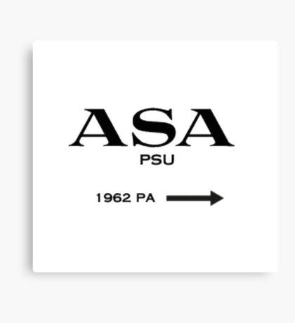 ASA Prada Canvas Print