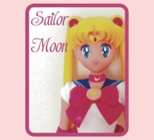 I am Sailor Moon by bunnyparadise