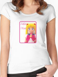 I am Sailor Moon Women's Fitted Scoop T-Shirt