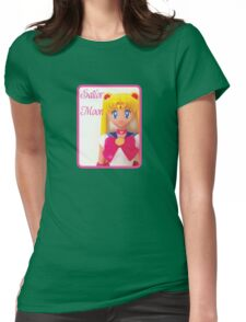 I am Sailor Moon Womens Fitted T-Shirt