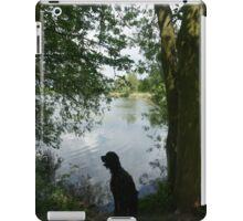 Dog and Ash iPad Case/Skin