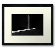0 09 quantum of solace Framed Print