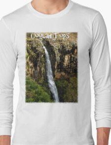 Nelson Falls, Coolah Tops, NSW, Australia Tee shirt Long Sleeve T-Shirt