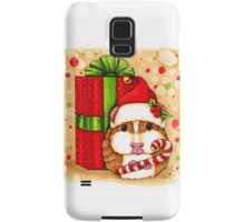 Guinea Pig Holiday Samsung Galaxy Case/Skin