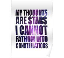 Constellations - TFioS Poster