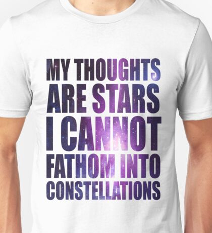 Constellations - TFioS Unisex T-Shirt