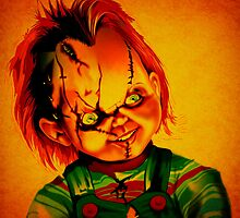 Chucky by Brian Gibbs