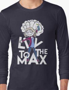 iZombie - Liv 2 the Max! Long Sleeve T-Shirt