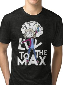 iZombie - Liv 2 the Max! Tri-blend T-Shirt