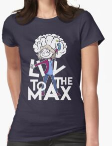 iZombie - Liv 2 the Max! Womens Fitted T-Shirt
